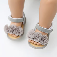 Load image into Gallery viewer, Cute Flower Shoes Baby Girl
