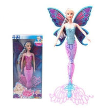 Load image into Gallery viewer, Fashion Swimming Mermaid Doll