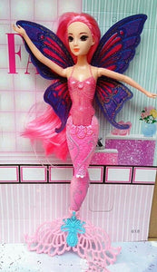 Fashion Swimming Mermaid Doll