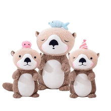 Load image into Gallery viewer, Otter Doll Stuffed Plush Animals Toys