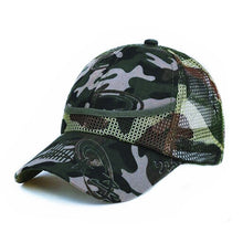Load image into Gallery viewer, Camouflage Boy Hat