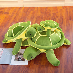 Cute Soft Tortoise Pillow Toys