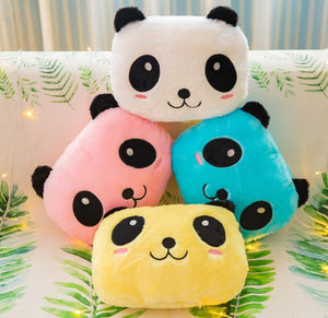 Luminous Panda Plush