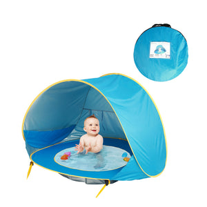 Baby Beach Tent Pop Up Portable Shade Pool