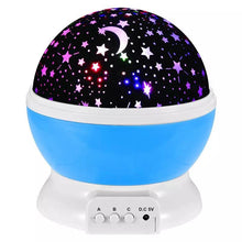 Load image into Gallery viewer, 2 in 1 Starry Sky LED Night Light