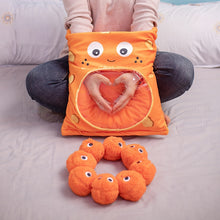 Load image into Gallery viewer, Cheesy Stuffed Soft Pillow Plush Toy