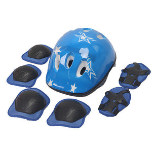Children's Skating Protective Gear Set