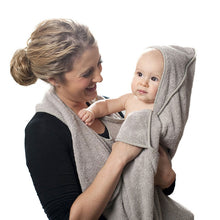 Load image into Gallery viewer, Baby Bath Towel Hooded