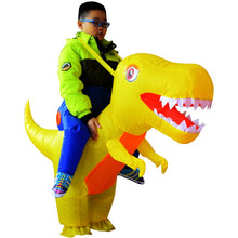Load image into Gallery viewer, Inflatable Dino Costume For Kids