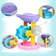 Load image into Gallery viewer, Baby Bath Waterwheel Toy