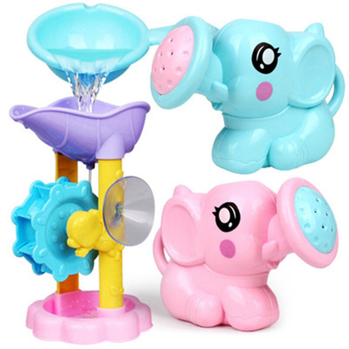 Baby Bath Waterwheel Toy