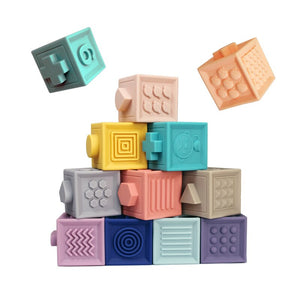 Squishy Building Blocks