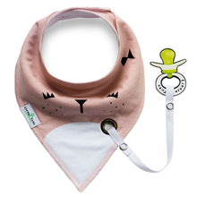 Load image into Gallery viewer, Baby Bibs Anti-drop Rope Super Absorbent Cotton Bandanna