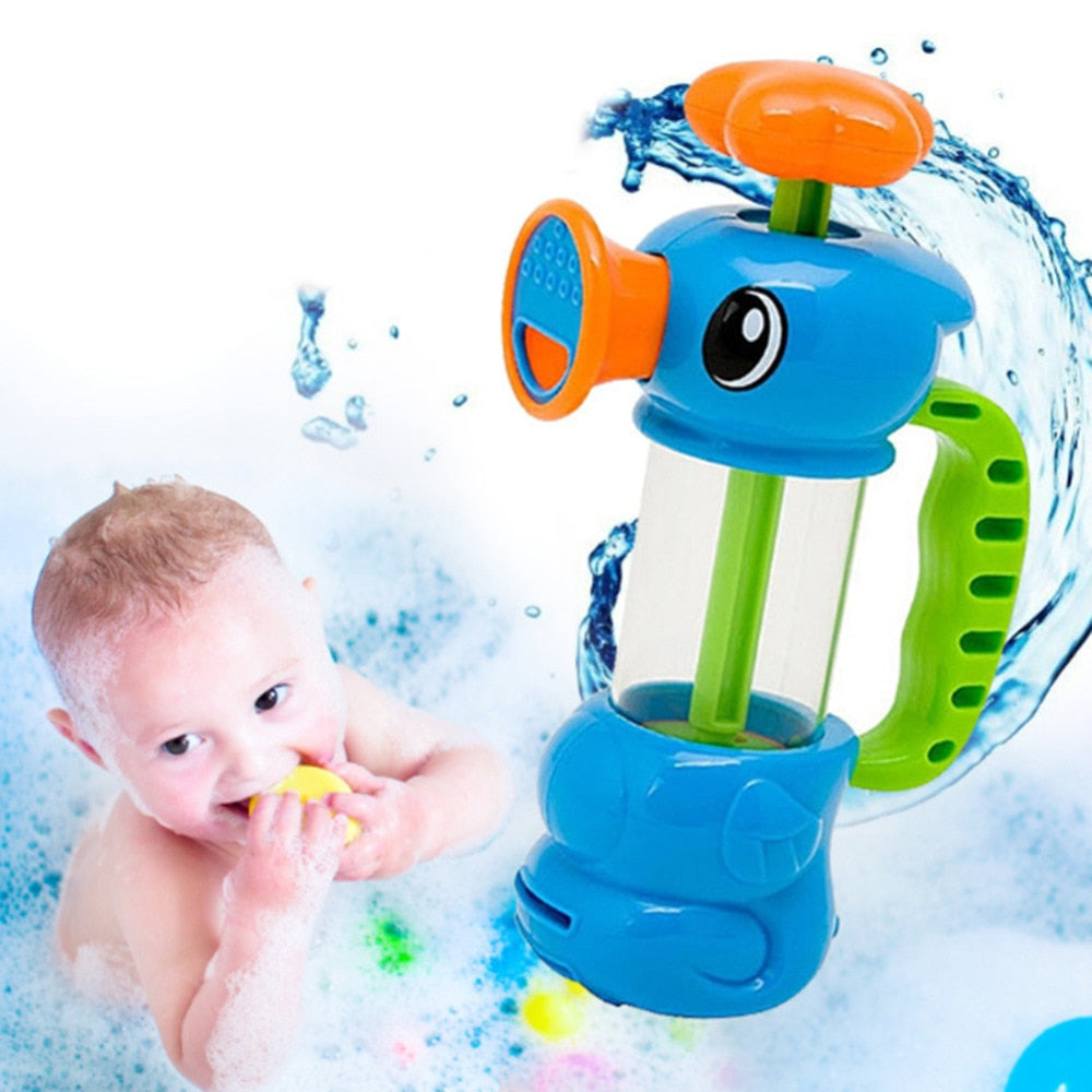 Baby Bath Eco friendly Water Toys