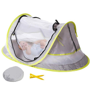 Foldable Baby Beach Tent UV Protection