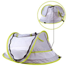 Load image into Gallery viewer, Foldable Baby Beach Tent UV Protection