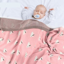 Load image into Gallery viewer, Soft Baby Cotton Blankets