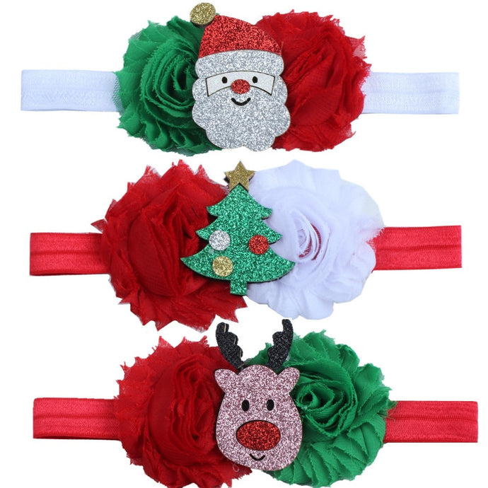 Christmas Little Girls Headband