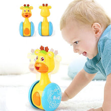 Load image into Gallery viewer, Sweet Baby Rattles Tumbler Doll Toys
