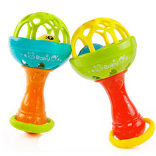 Load image into Gallery viewer, Baby Rattles toy Intelligence Grasping Hand Bell