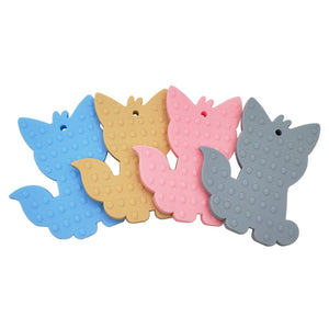 Baby Silicone Teethers BPA Free