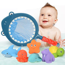 Load image into Gallery viewer, Baby Fishing Swimming Pool Bath Toys