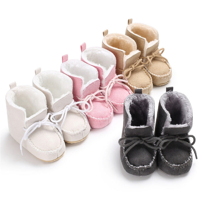 Baby Moccasins Cute Boots