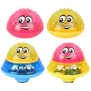 Electric Induction Water Spray Bath Toy