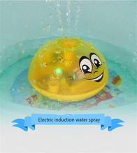 Load image into Gallery viewer, Electric Induction Water Spray Bath Toy