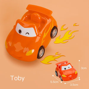 Baby Toy Car 5 in 1 Set