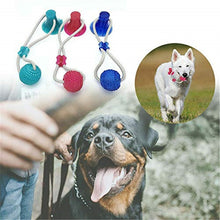 Load image into Gallery viewer, Bite Resistant Rubber Chew Ball for Dogs