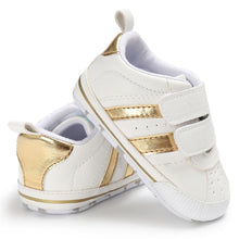 Load image into Gallery viewer, Boys Girls Sneakers Casual Leather Shoes