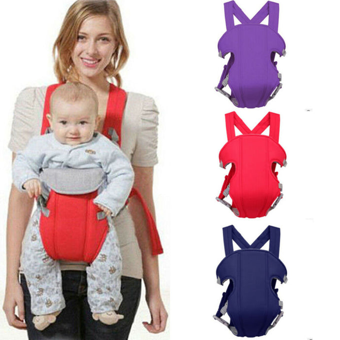 Breathable Front Facing Comfortable Baby CarrierCarrier|Backpacks & Carriers