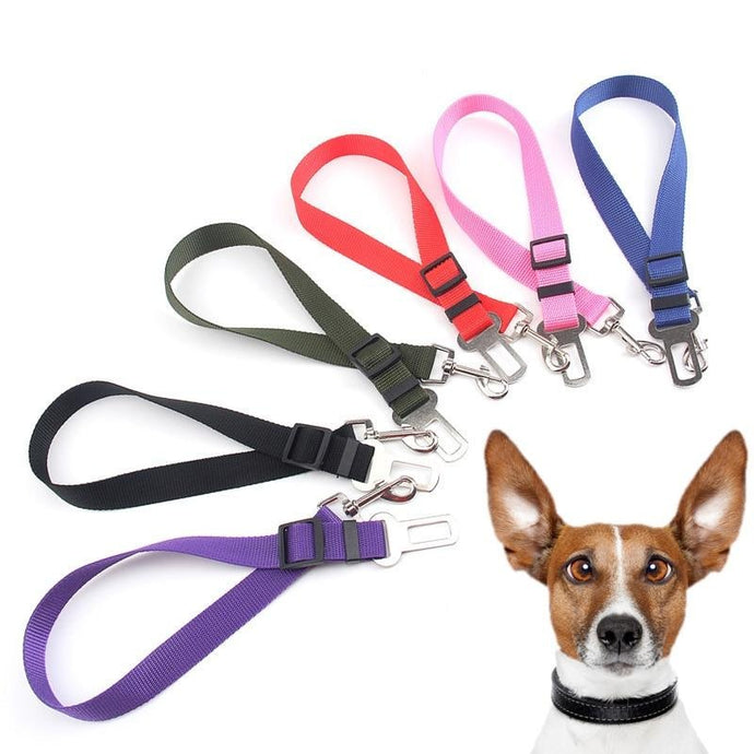 Vehicle Pet Dog Seat Belt