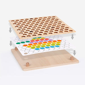 Multi function Bead Puzzle