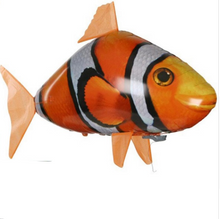Load image into Gallery viewer, Flying Nemo & Shark
