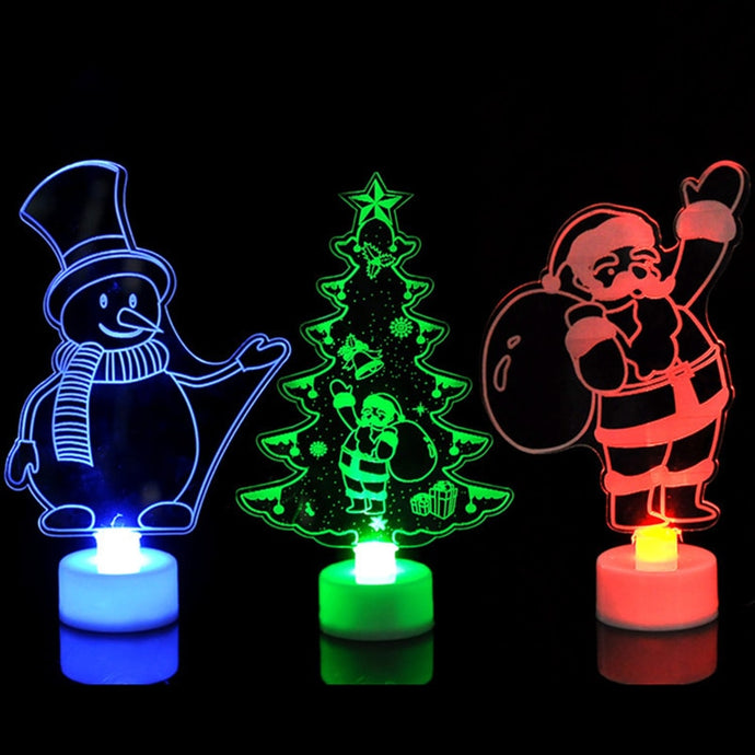 Christmas Colorful LED Decorative Lights