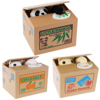 Creative Panda Money Box