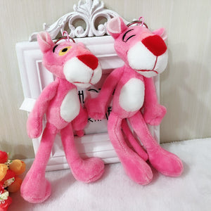 Pink Panther Cute Stuffed Toy Key Chain