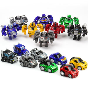Mini Transformation Robots