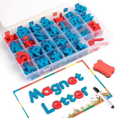 Magnetic Foam Alphabet Set