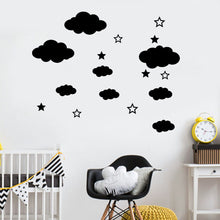 Load image into Gallery viewer, Clouds Wall Sticker