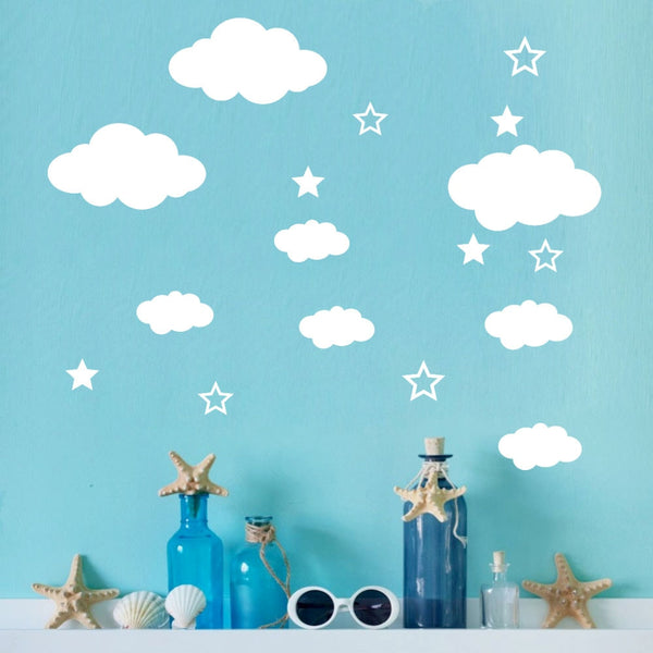 Clouds Wall Sticker