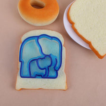 Load image into Gallery viewer, Funky Sandwich Cut-Outs Set 9 pcs