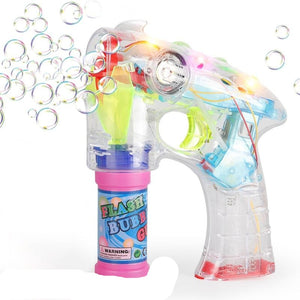 Electric Bubble music flash toy