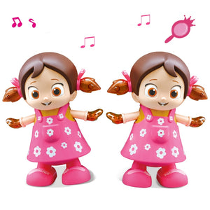 Electric Dancing and Singing Dolls