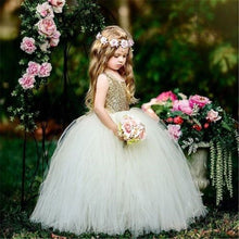 Load image into Gallery viewer, Girl Princess Fashion Dresses