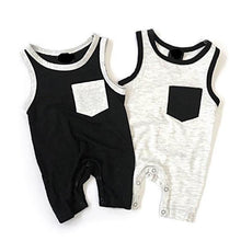 Load image into Gallery viewer, Baby Sleeveless Jumpsuit Clothes