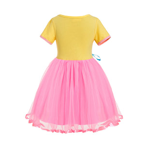 Girls Fancy Costume Dress