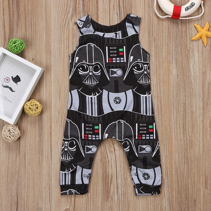 Fashion Baby Boy Casual Romper Clothes